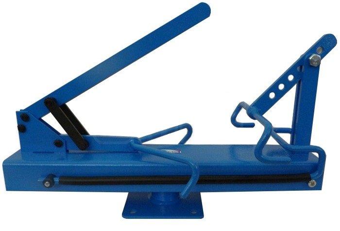 Ruční vybrušovací stolek pro opravu pneu
