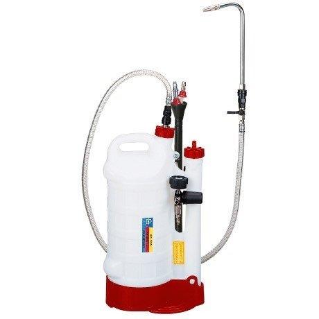 Pneumatická plnička kapalin
