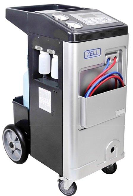 Automatický přístroj pro servis klimatizací Zell AC1000