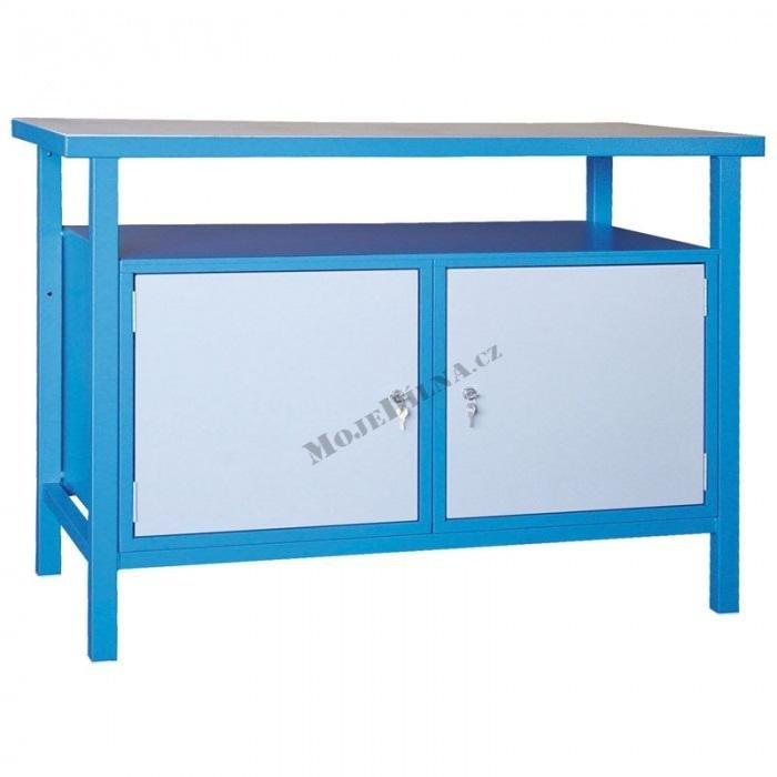 Pracovní stůl 1200x600x850mm 2x skříňky