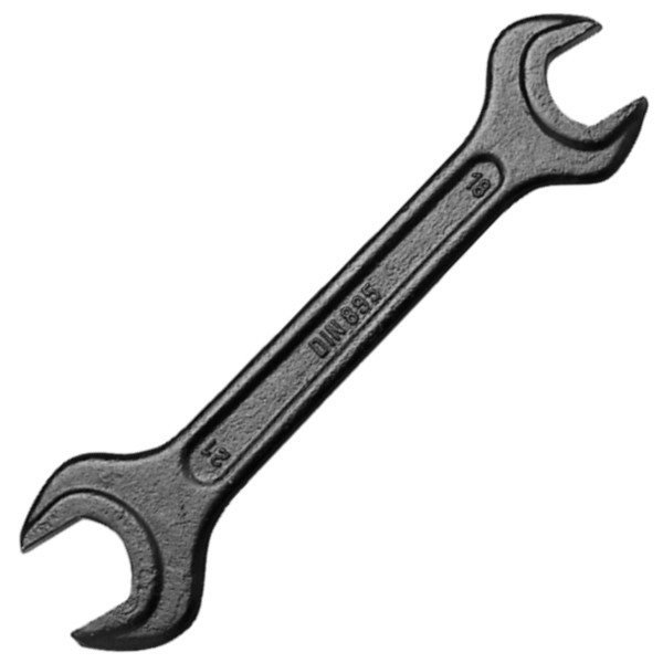 Klíč oboustranný otevřený 5,5x7mm - Tona Expert E114001