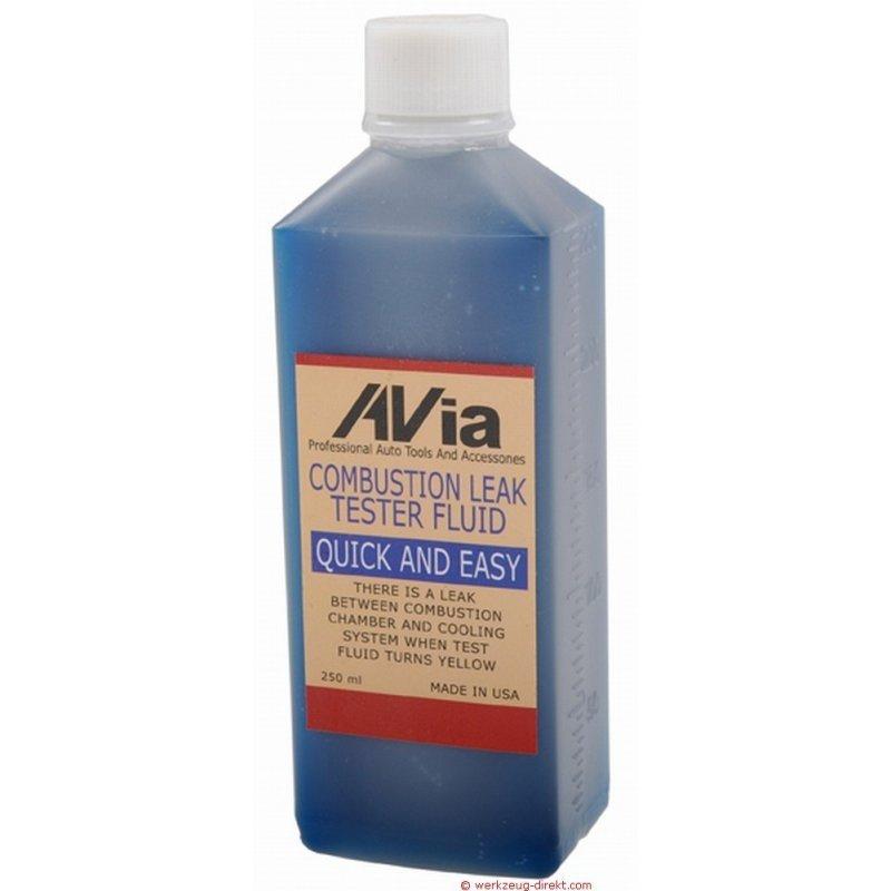 Kontrastní, reakční kapalina pro testry úniku CO2 - AVIA