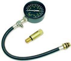 Měřič komprese zážehových motorů (benzín)- BGS 8005