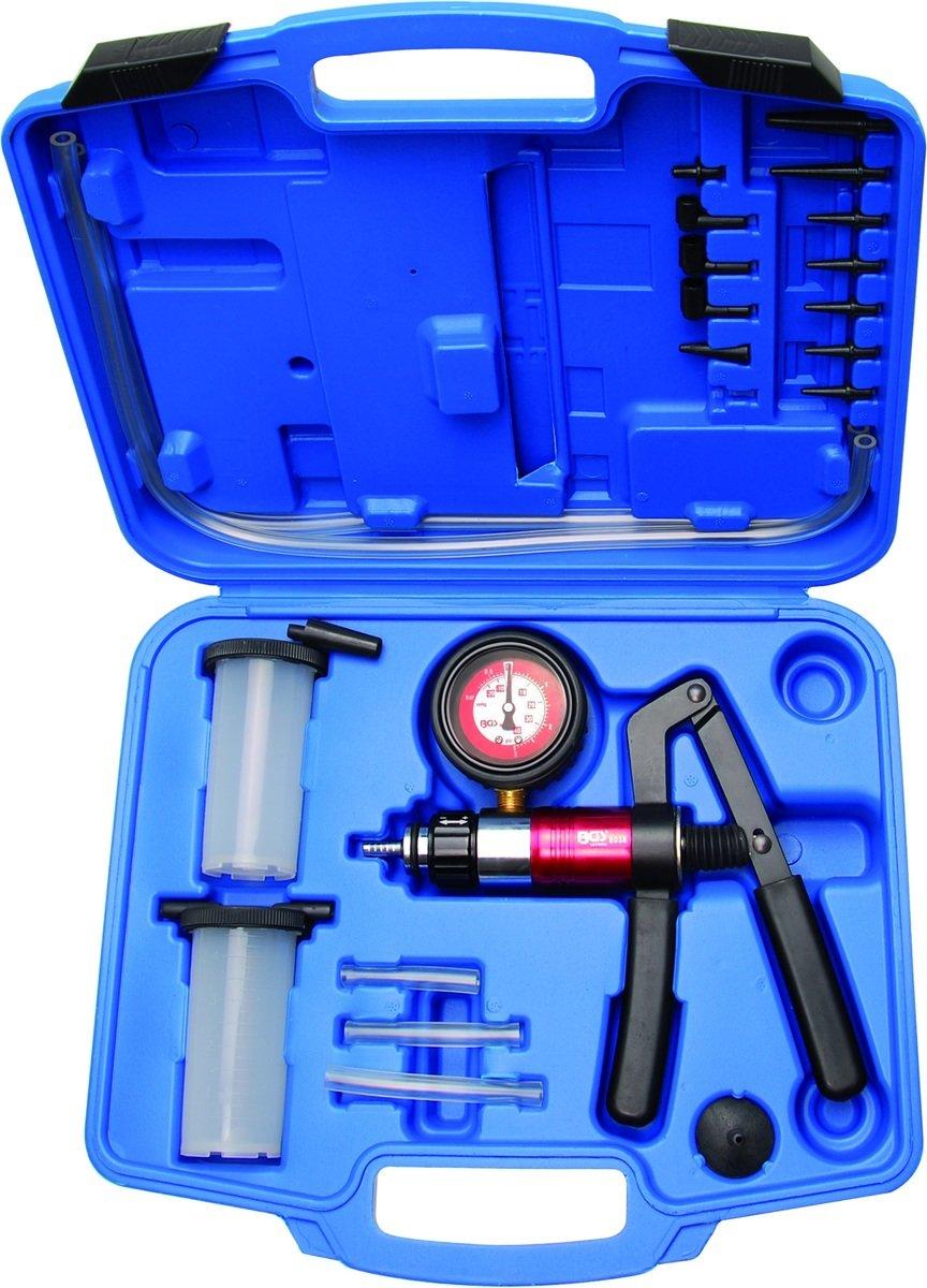 Pumpa vakuová pro měření, vytváření tlaku a podtlaku - BGS 8038