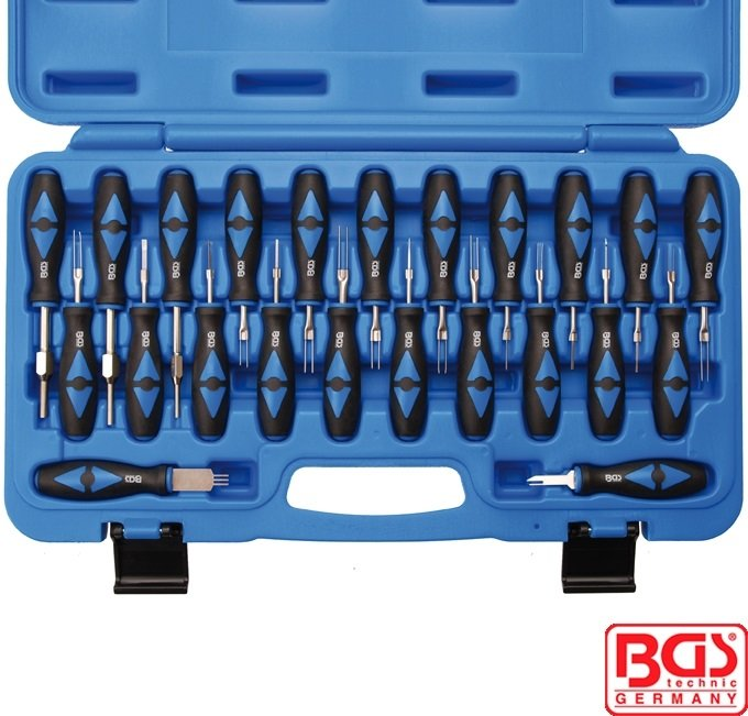 Vypichováky konektorů univerzální - BGS 60160