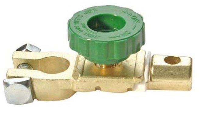 Adaptér na auto-baterie pro rychlé odpojení/připojení pólu, BGS 1414