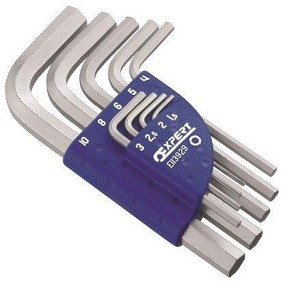 Sada metrických zástrčných klíčů 9 dílů Imbus - Tona Expert (E113929T)