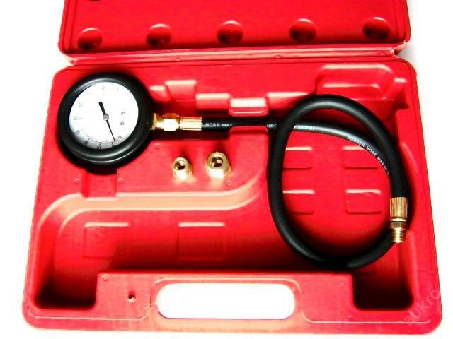 Tester tlaku motorového oleje (3ks)