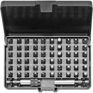 """Sada bitů 1/4"""" 62, dílů 25 mm - Tona Expert (E131710T)"""