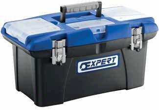 Plastové boxy na nářadí 410 mm - Tona Expert (E010304T)