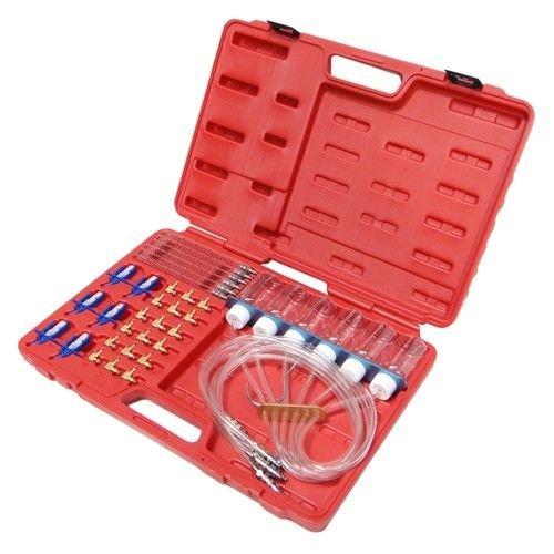 Tester vstřikovačů COMMON RAIL - Bosch, Siemens, Denso, Delphi - QUATROS QS30183