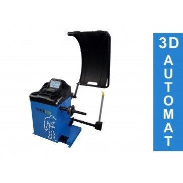 Vyvažovačka automatická TW-02 3D - Golemtech