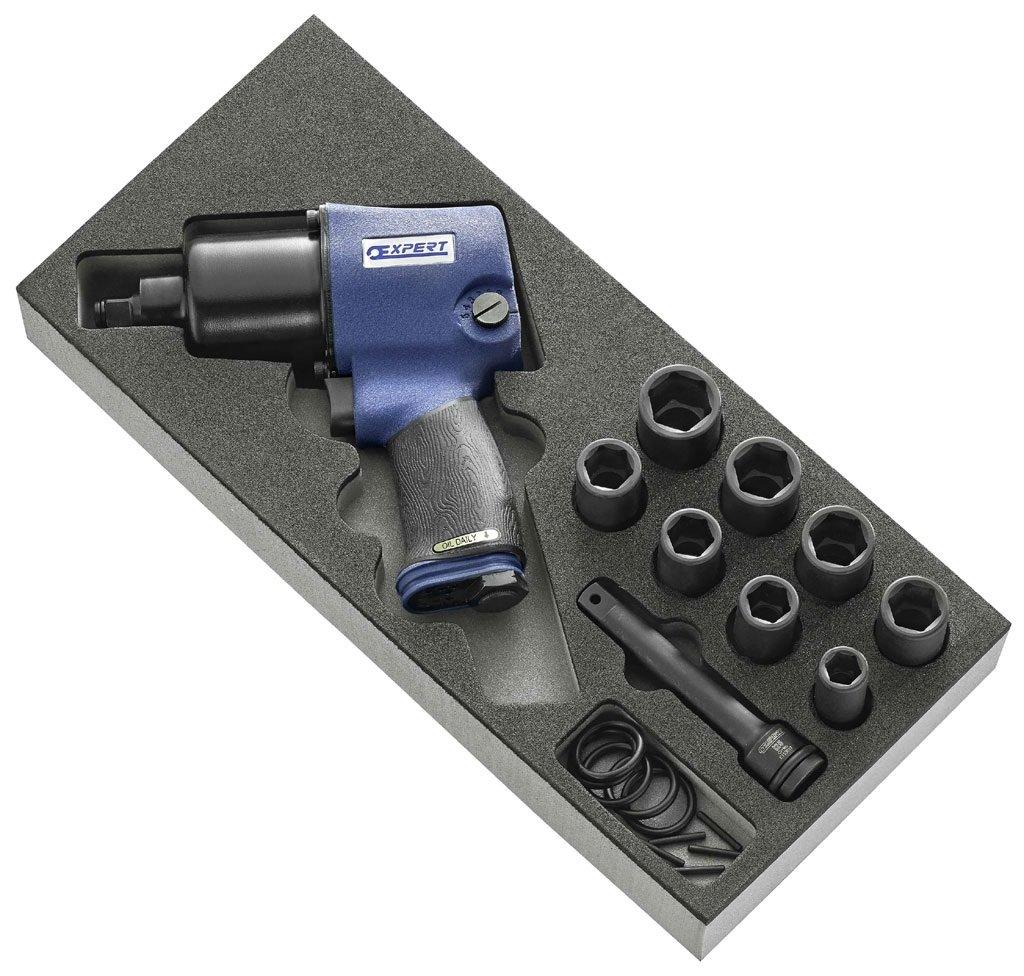 """Standardní pneumatický utahovák 1/2"""" (10ks) - Tona Expert E231102"""