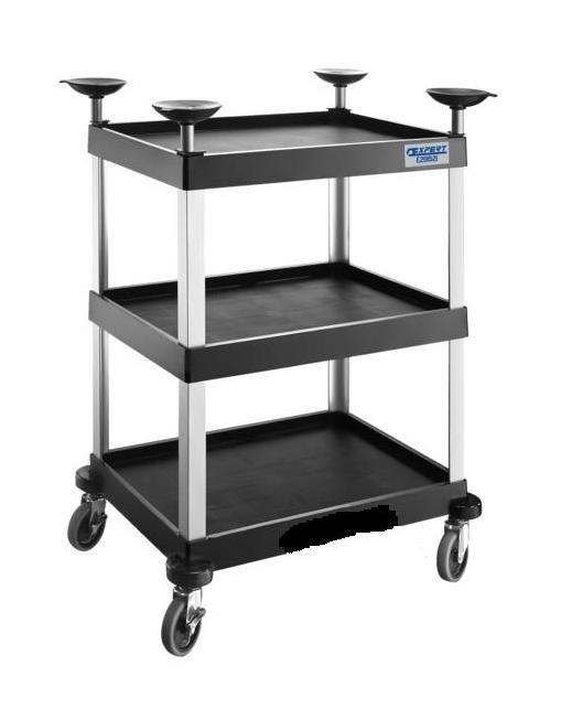 Pojízdný stolek na čelní automobilová skla - Tona Expert E201521