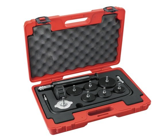 Diagnostický kufr chladících systémů - Vigor V3596