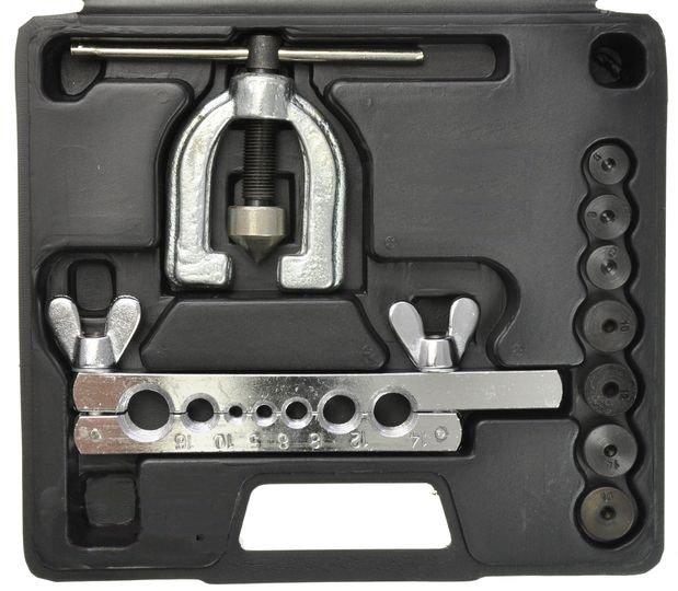 Pertlovací sada pro úpravu brzdových trubek 5-16mm