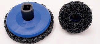Kotouč na odstranění rzi z dosedacích ploch nábojů, pr. 65, 105mm - BGS 3860