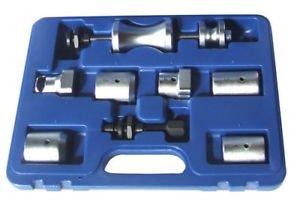 Stahovák ramínek stěračů 6x adaptér - Kunzer