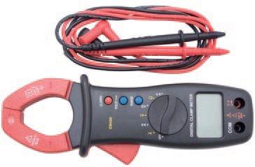 Multimetr kleštový pro stejnosměrný a střídavý proud - BGS 2202