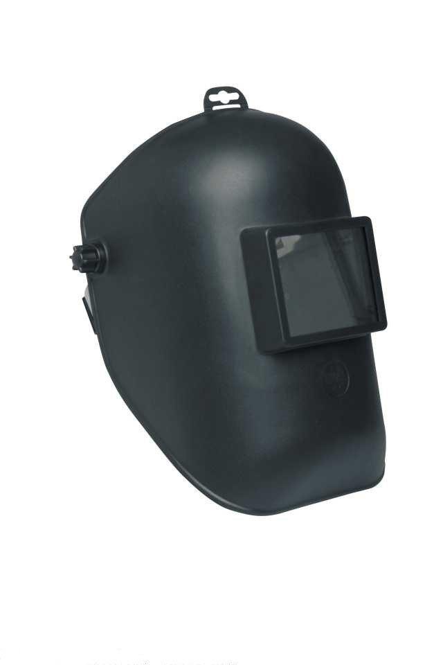 Kukla svářecí, černé odklápěcí sklo 110x90 mm -SK200