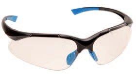 Brýle ochranné čiré, EN 166 F - BGS 3630