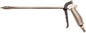 Pistole ofukovací pneumatická s Venturiho tryskou - BGS 8559