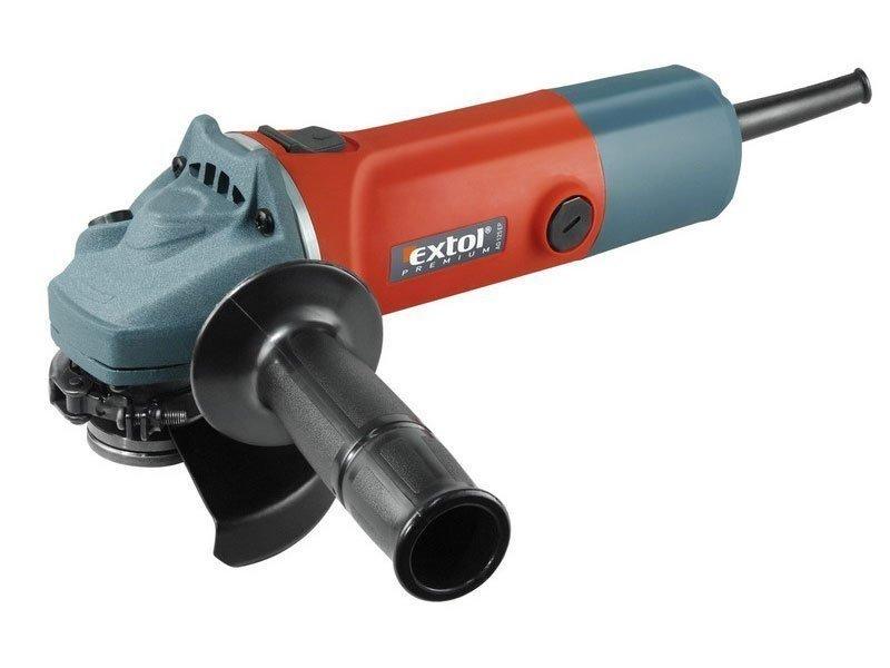 Bruska úhlová, 850W, 125mm, AG 125 EP - EXTOL PREMIUM 8892013