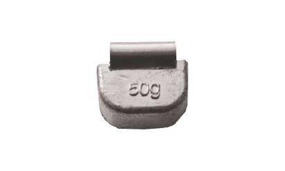 Vyvažovací závaží TRUCK L naklepávací, balení 100 kusů - Pb 25g - 140.00