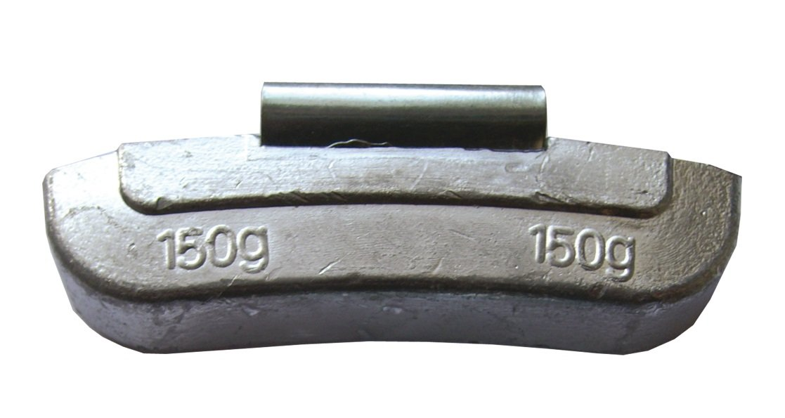 Vyvažovací závaží TRUCK L naklepávací, balení 20 kusů - Pb 150g -  140.04