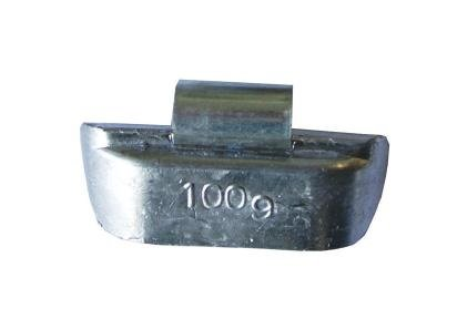Vyvažovací závaží TRUCK T naklepávací, balení po 50 ks - Pb 50 g -  141.01