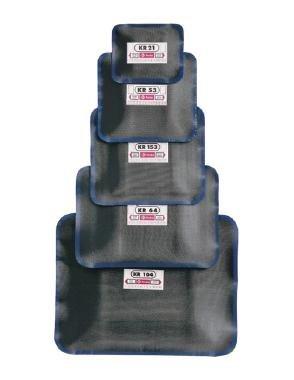 Opravná vložka KR 53, 115x125 mm - 1 kus - Ferdus 2.22