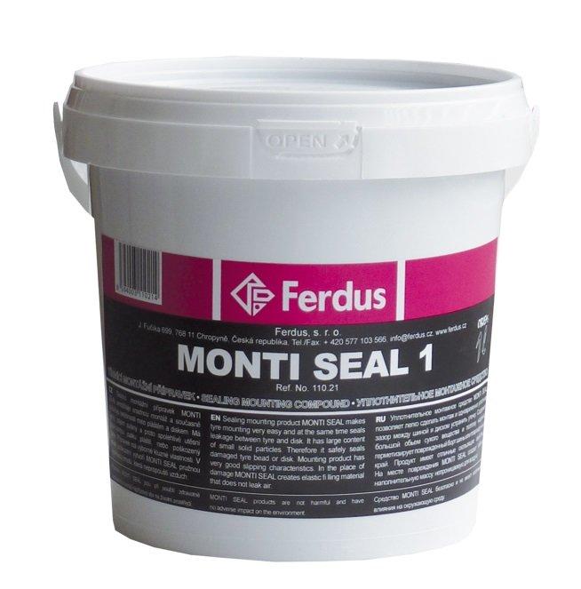 Těsnicí montážní přípravek MONTI SEAL 1, 1000 ml - Ferdus 110.21