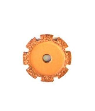 Brousící kotouč 52/13 mm/hrubost 36