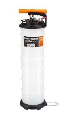 Univerzální odsávačka OM-11060,  pneumatická i ruční 6 litrů