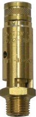 "Pojistný ventil 1/4"" 11 barů - Press Hammer 001900"