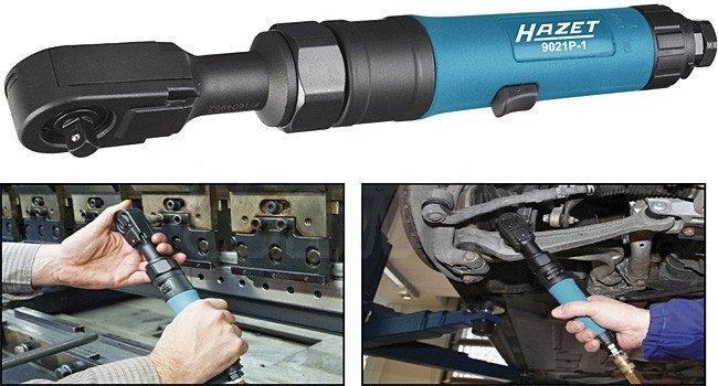 Pneumatický ráčnový šroubovací utahovák 1/2 HAZET 9022 P-1