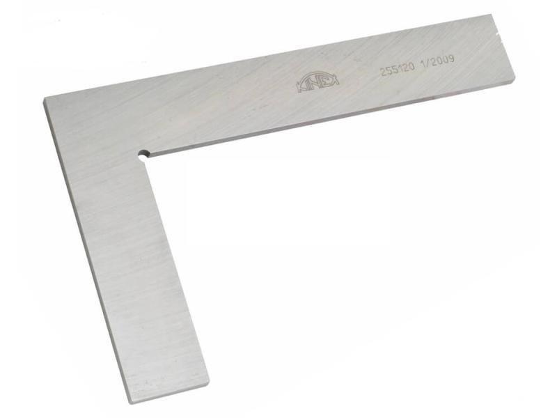 Úhelník zámečnický plochý 250x160 - Kinex (4012)