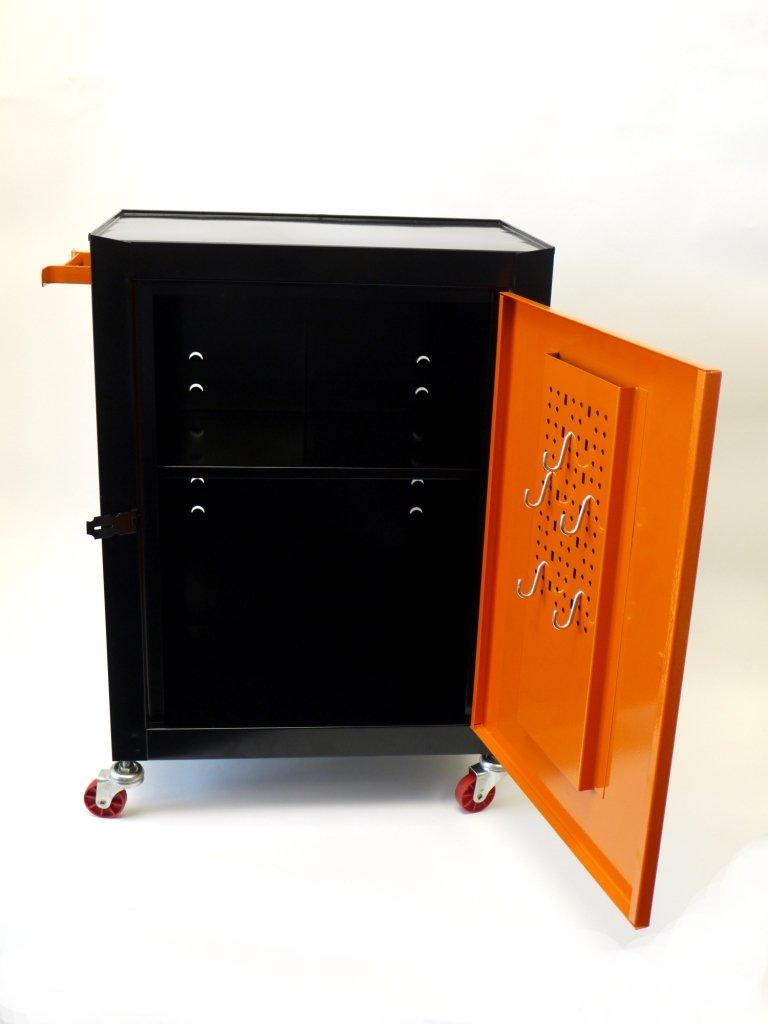Montážní pojízdná skříň 576x458x283mm - MARS (6090)