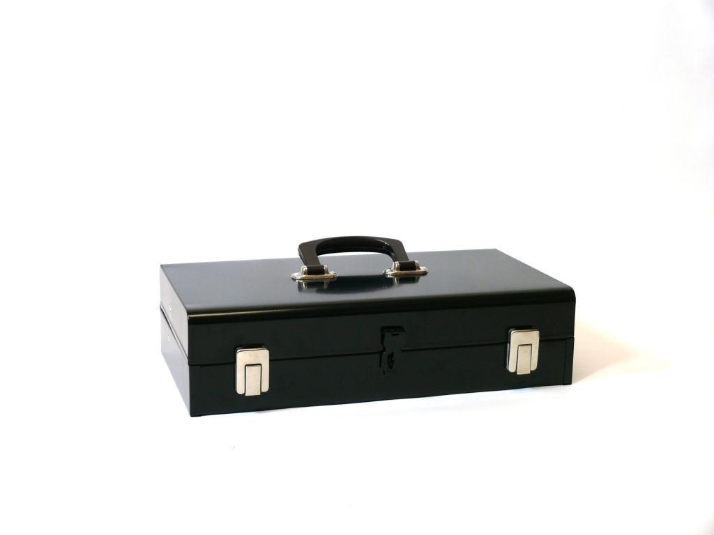 Přenosný montážní kufr 450x270x150mm - MARS (6082)
