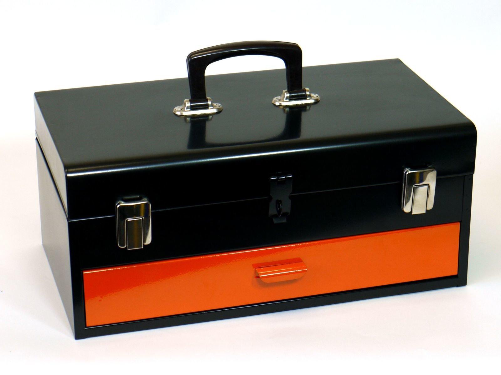 Přenosný montážní kufr 450x275x225mm - MARS (6086)