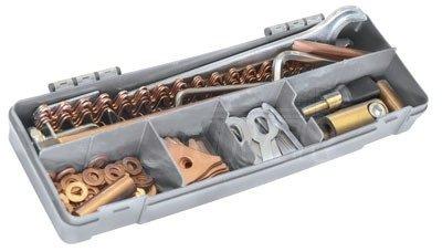 Sada navařovacích materiálů a součástí GYS DENT BOX EASY 053632