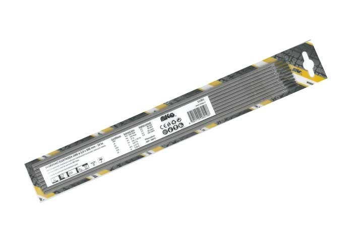 Rutilové elektrody J421/3,2x350/10 ks