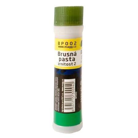 Brusná a lešticí pasta zrnitost 2 (zelená) nejjemnější
