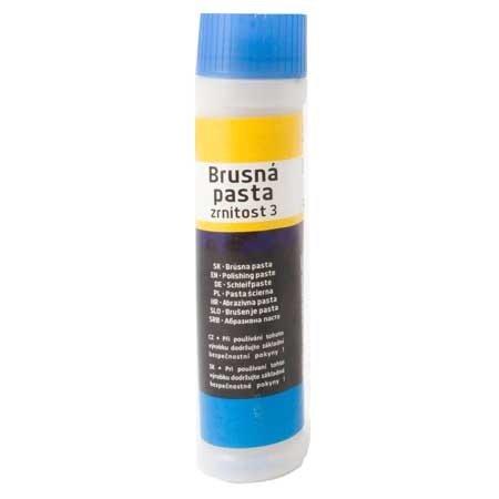 Brusná a lešticí pasta zrnitost 3 (modrá) jemná