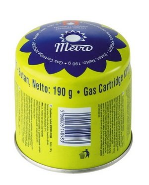 Kartuše 190 g - propichovací STOP GAS - MEVA