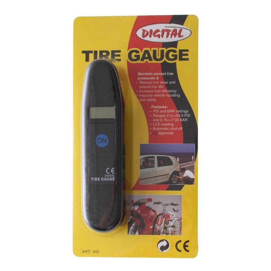 Digitální měřič tlaku pneumatik EZ-8855A