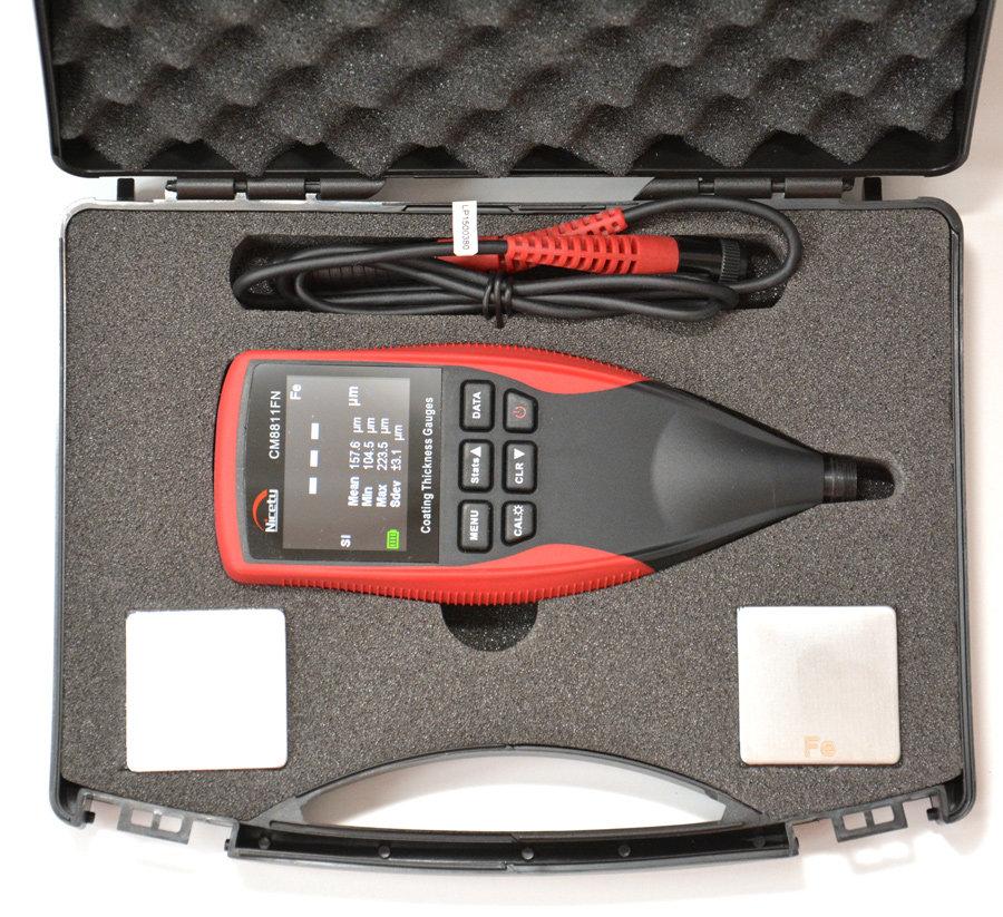 Přístroj pro měření tloušťky laku CM8811FN