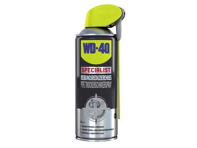 """WD-40 Specialist PTFE """"suchý""""mazací sprej 400ml"""