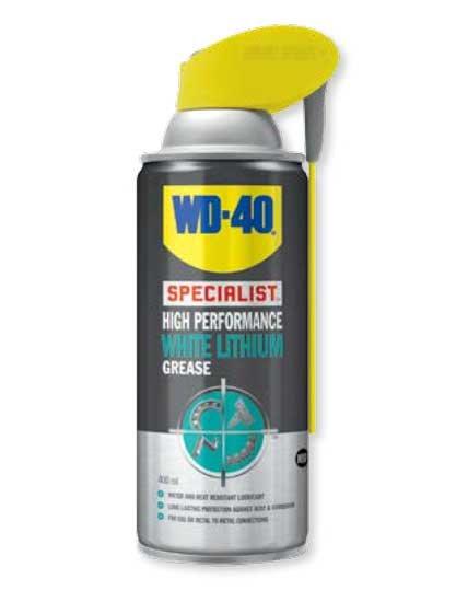 WD-40 Specialist bílá lithiová vazelína 400ml