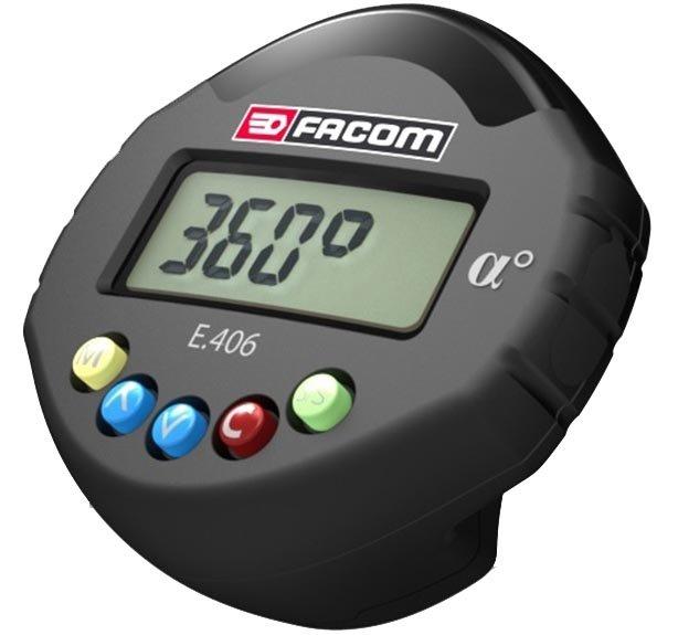 Digitální úhlový adaptér - Facom E.406